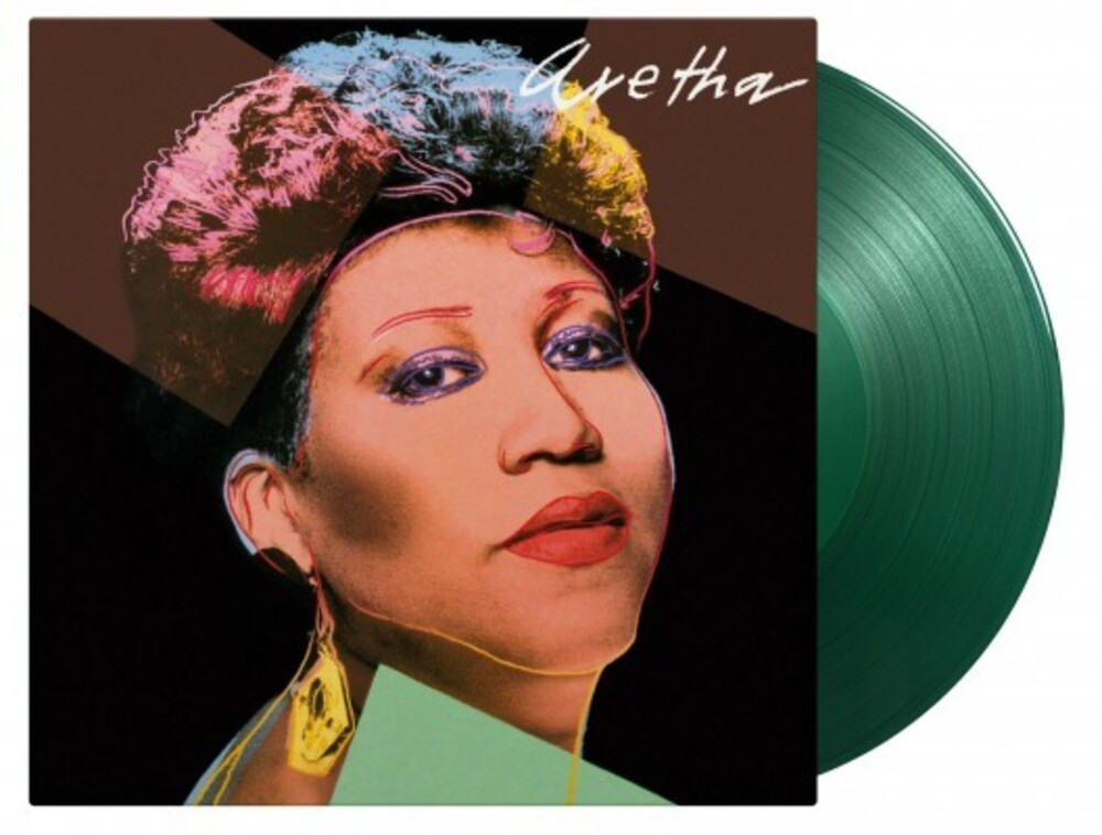 Aretha Franklin - Aretha: 1986 [Import Limited Edition Green LP]