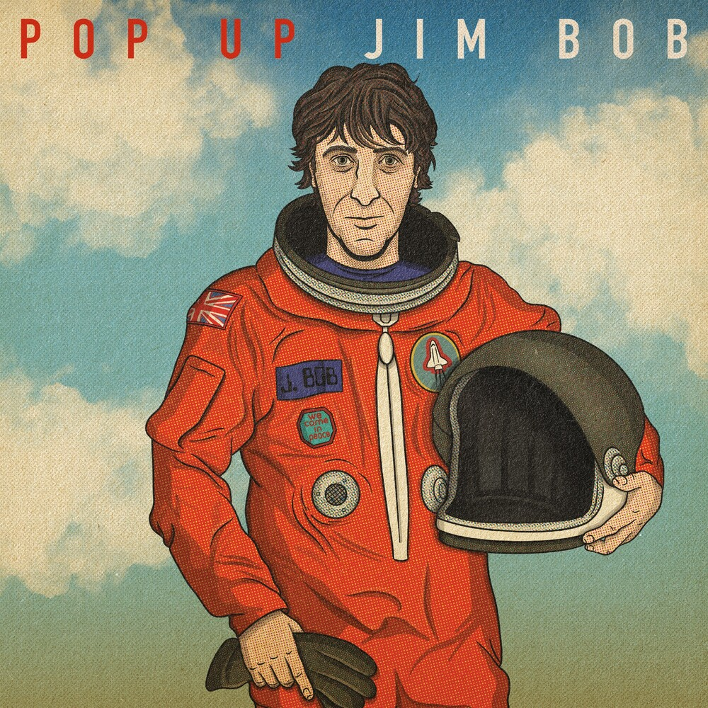 Jim Bob - Pop Up Jim Bob (Ltd) (Uk)