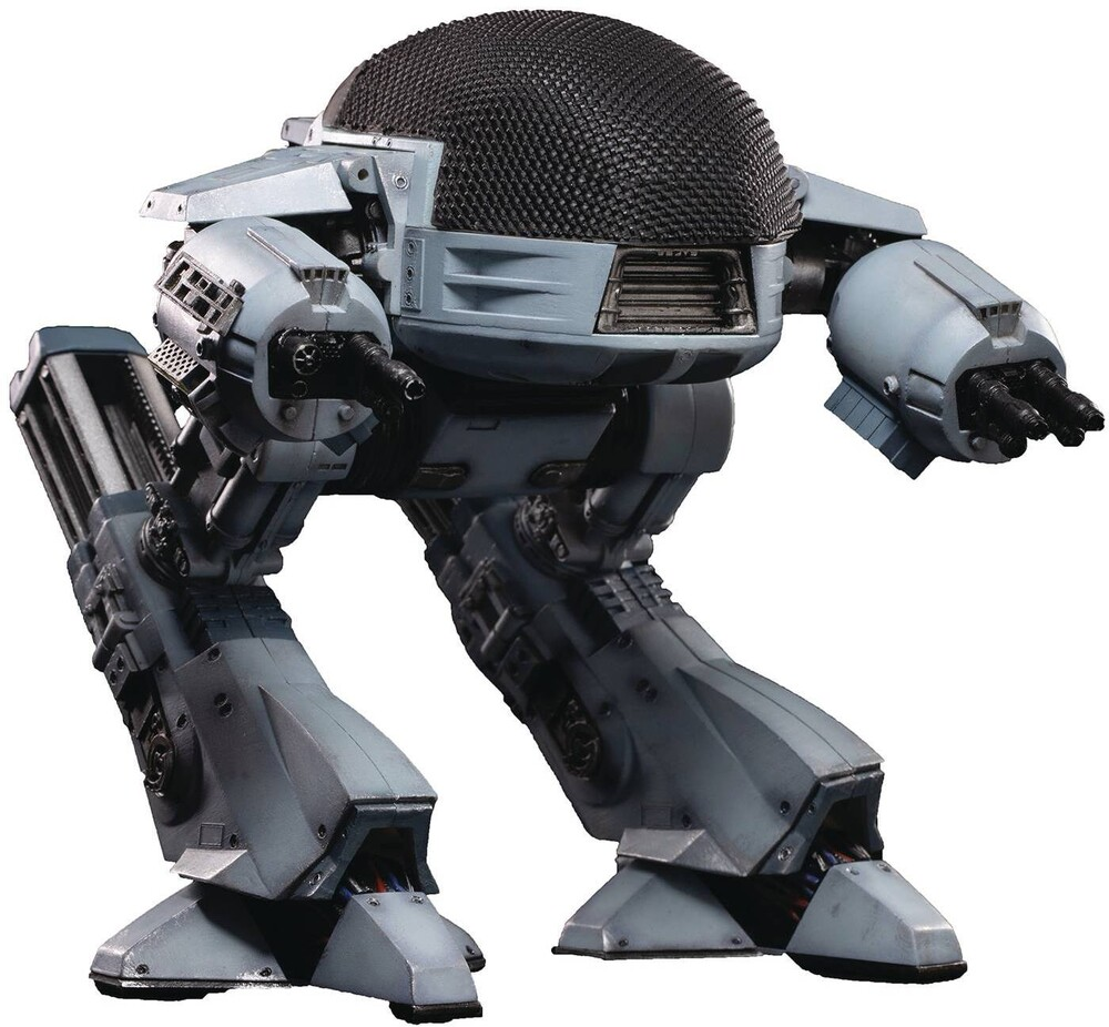 - Hiya Toys - Robocop ED209 PX 1/18 Scale Figure With Sound