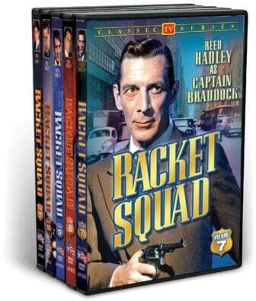 Racket Squad: Volumes 7-11 - Racket Squad: Volumes 7-11 (5pc) / (Box Mod)