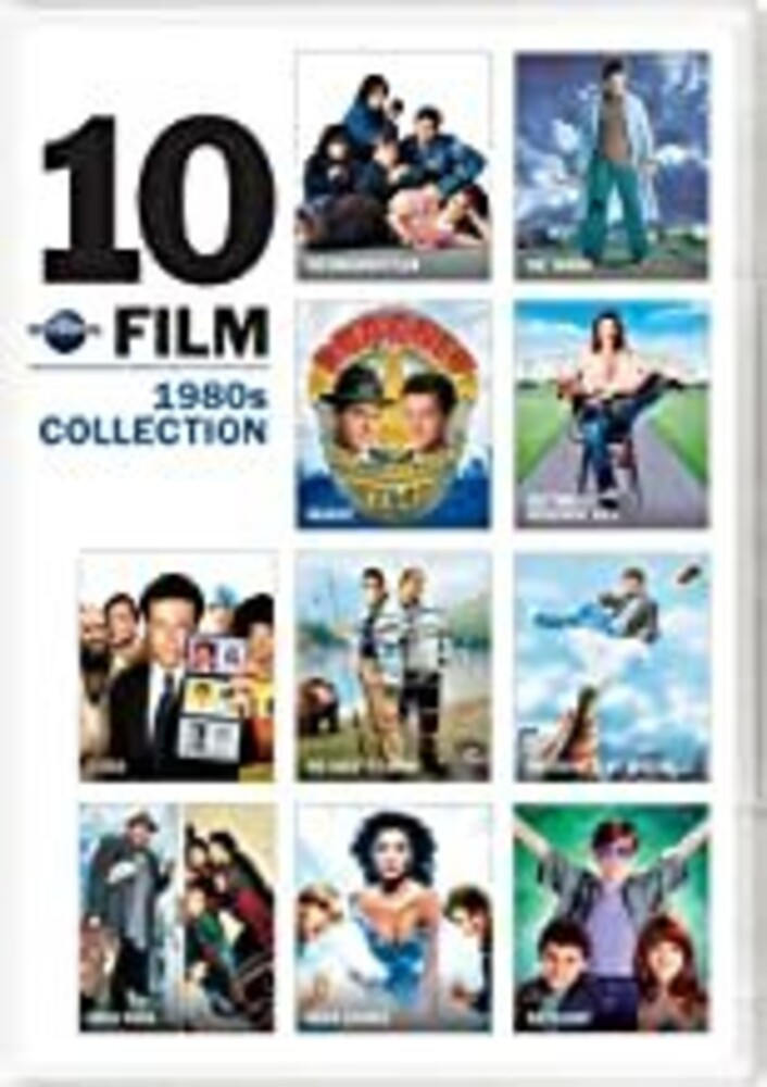 Universal 10-Film 1980s Collection - Universal 10-Film 1980s Collection (10pc) / (Box)