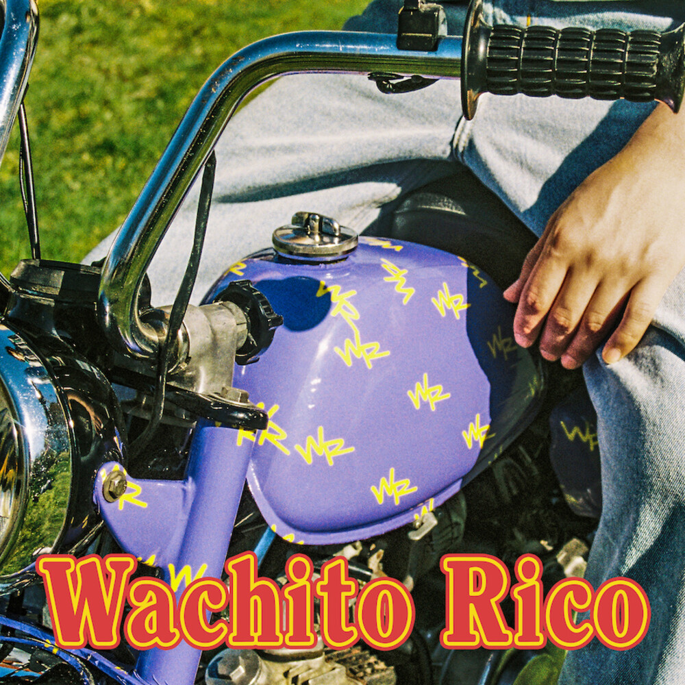 boy pablo - Wachito Rico [LP]
