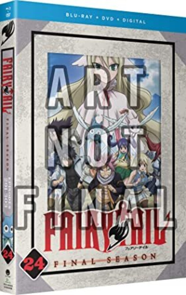 Fairy Tail Final Season - Part 24 - Fairy Tail Final Season - Part 24 (4pc) (W/Dvd)