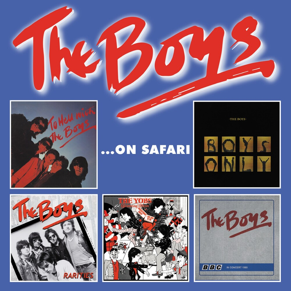Boys - Boys On Safari (Box) (Uk)