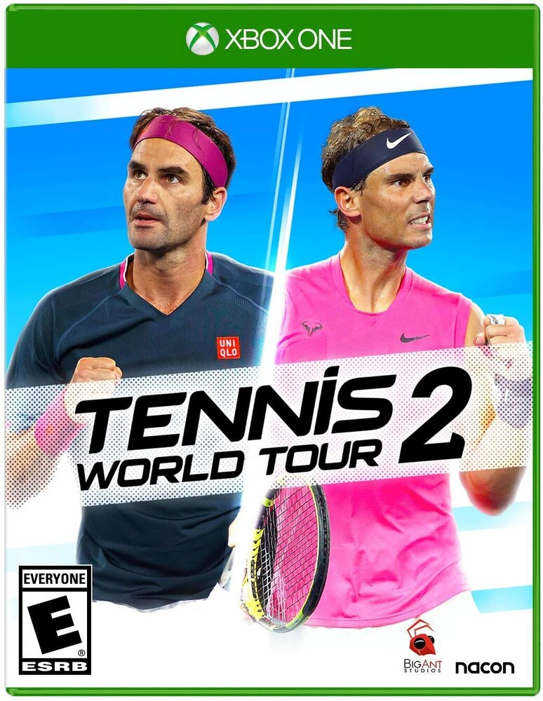 - Xb1 Tennis World Tour 2