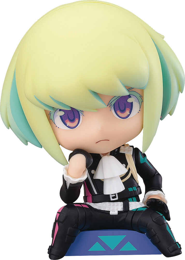 Good Smile Company - Good Smile Company - Promare Lio Fotia Nendoroid Action FigureComplete Combustion Version
