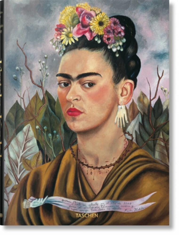 - Frida Kahlo. The Complete Paintings