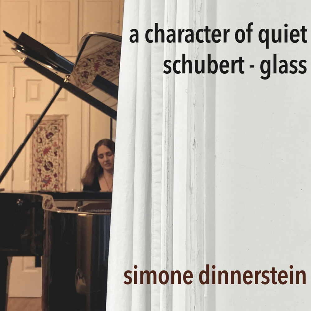 Simone Dinnerstein - Character Of Quiet