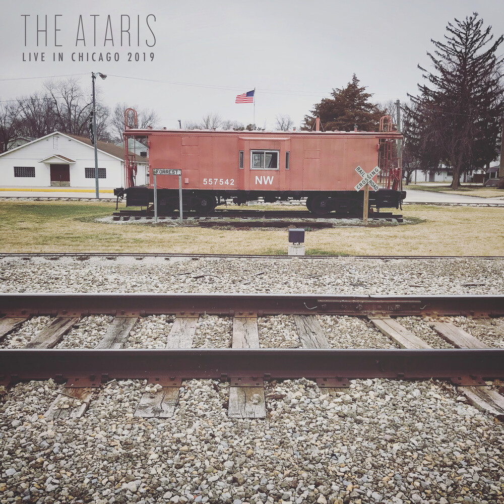 The Ataris - Live In Chicago 2019 [Limited Edition Clear LP]