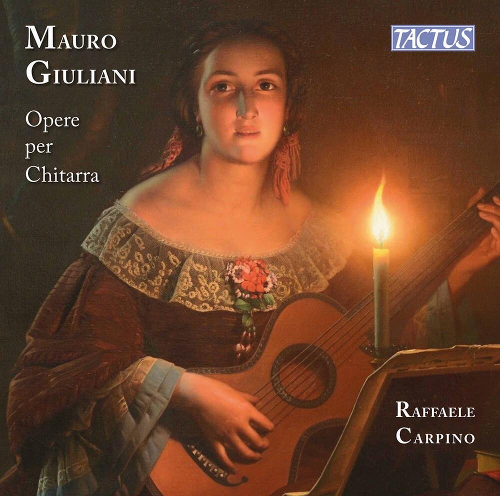 Raffaele Carpino - Opere Per Chitarra