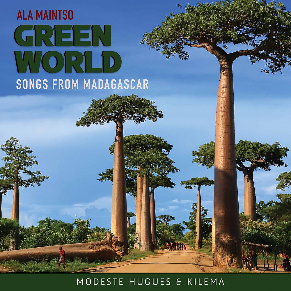 Ala Maintso Green World / Various - Ala Maintso Green World