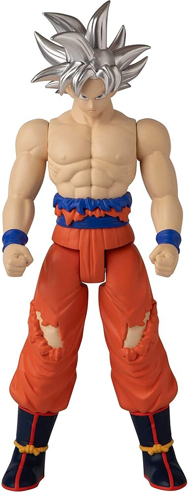 "Dragonball Super Limit Breaker - Bandai America - DragonBall Super Limit Breaker Ultra Instinct Goku 12"" Action Figure"