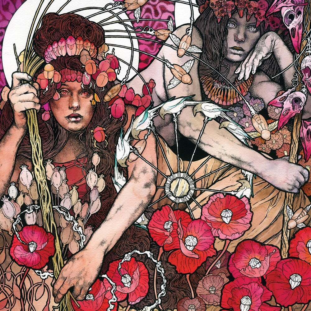 Baroness - Red Album (Pict)