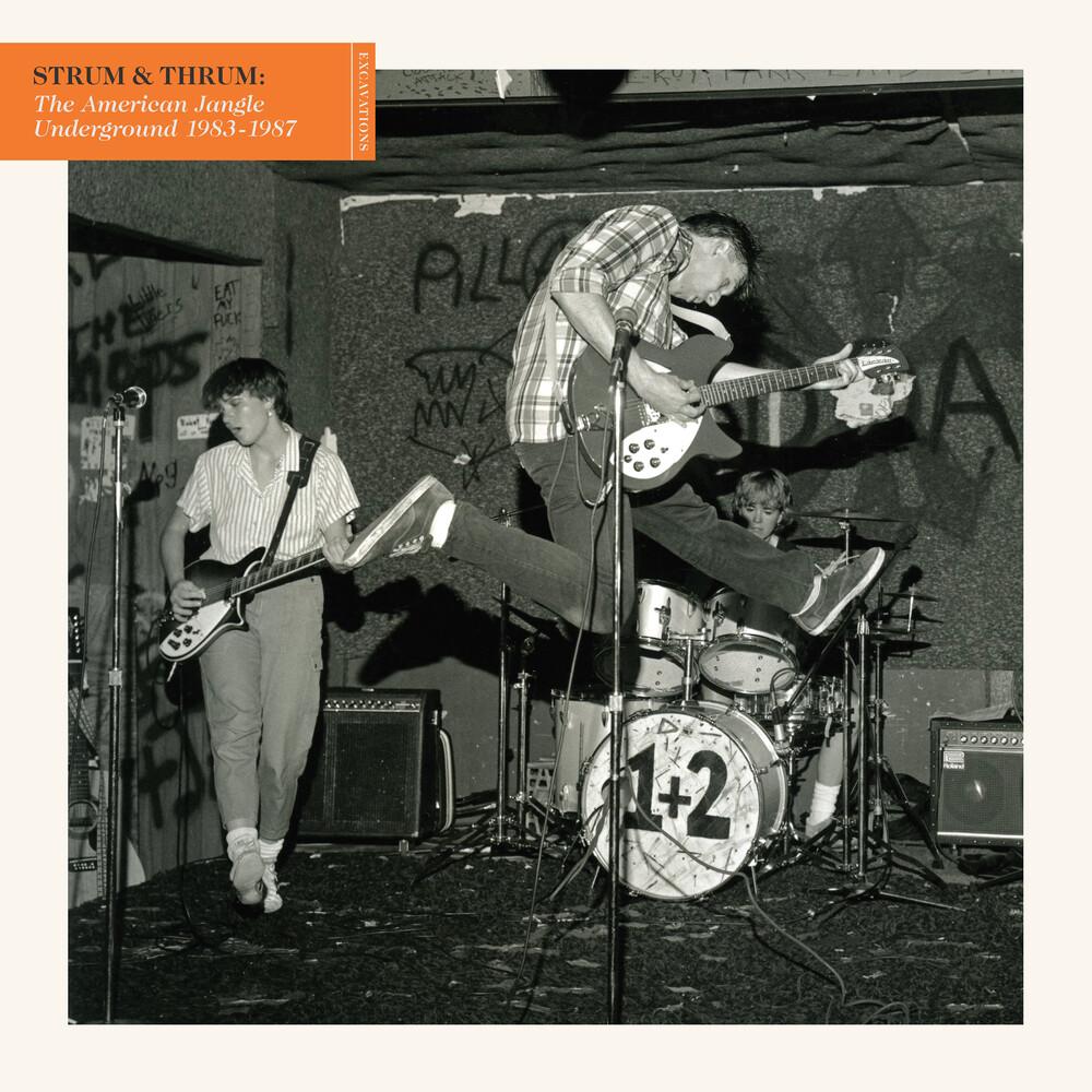 Various Artists - Strum & Thrum: The American Jangle Underground 1983 - 1987 [2LP]