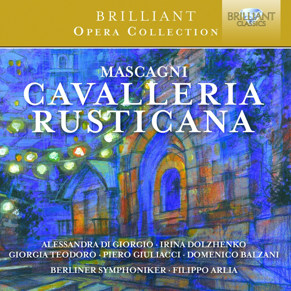 Mascagni / Berliner Symphoniker / Arlia - Cavalleria Rusticana