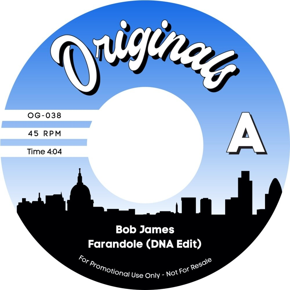 Bob James / Dj Muggs / Planet Asia - Farandole (Dna Edit) / Lions In The Forest
