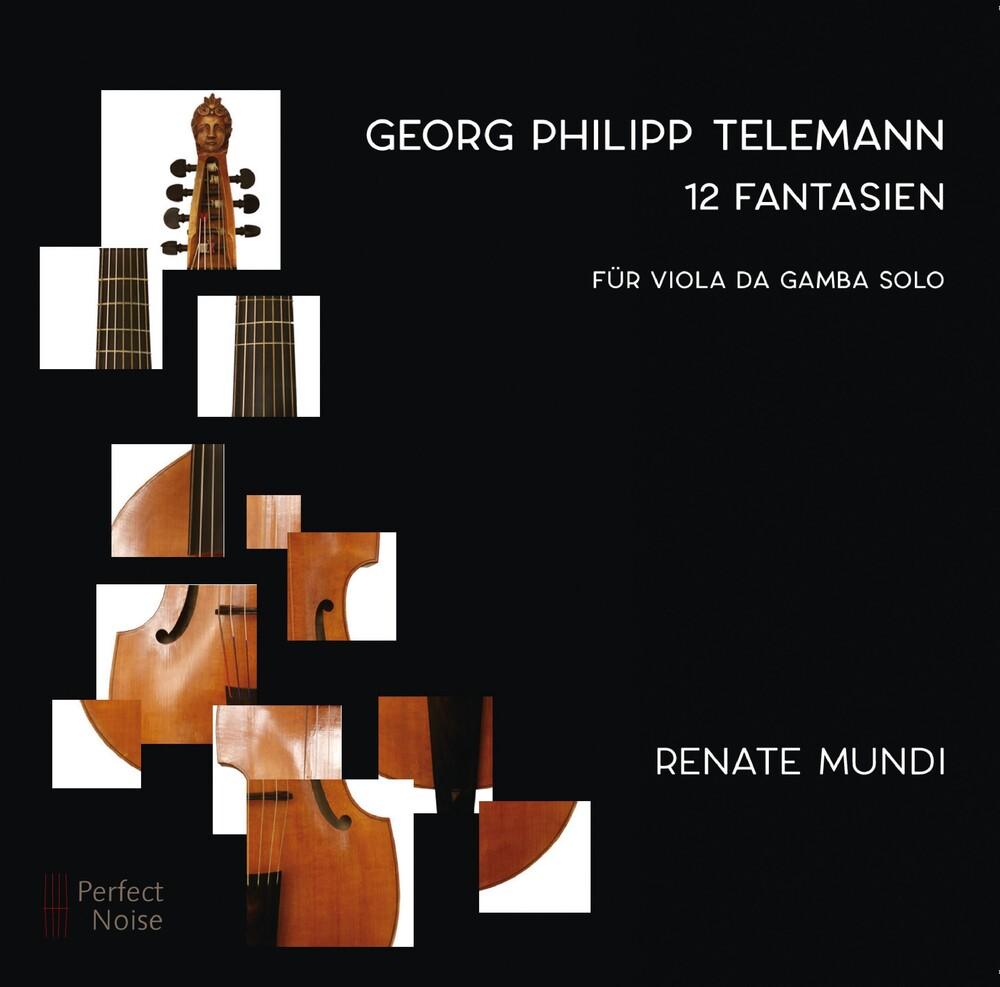 Telemann - 12 Fantasien
