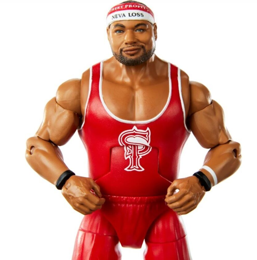 WWE - Mattel Collectible - WWE Elite Figure Angelo Dawkins