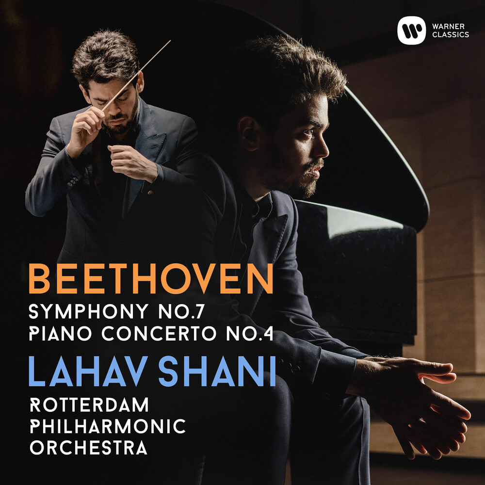 Lahav Shani / Rotterdam Philharmonic Orchestra - Beethoven Symphony No. 7 Piano Concerto No. 4
