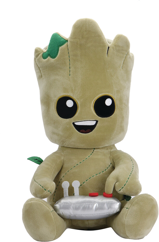- NECA - Phunny Marvel Groot With Button Hugme 16In Plush
