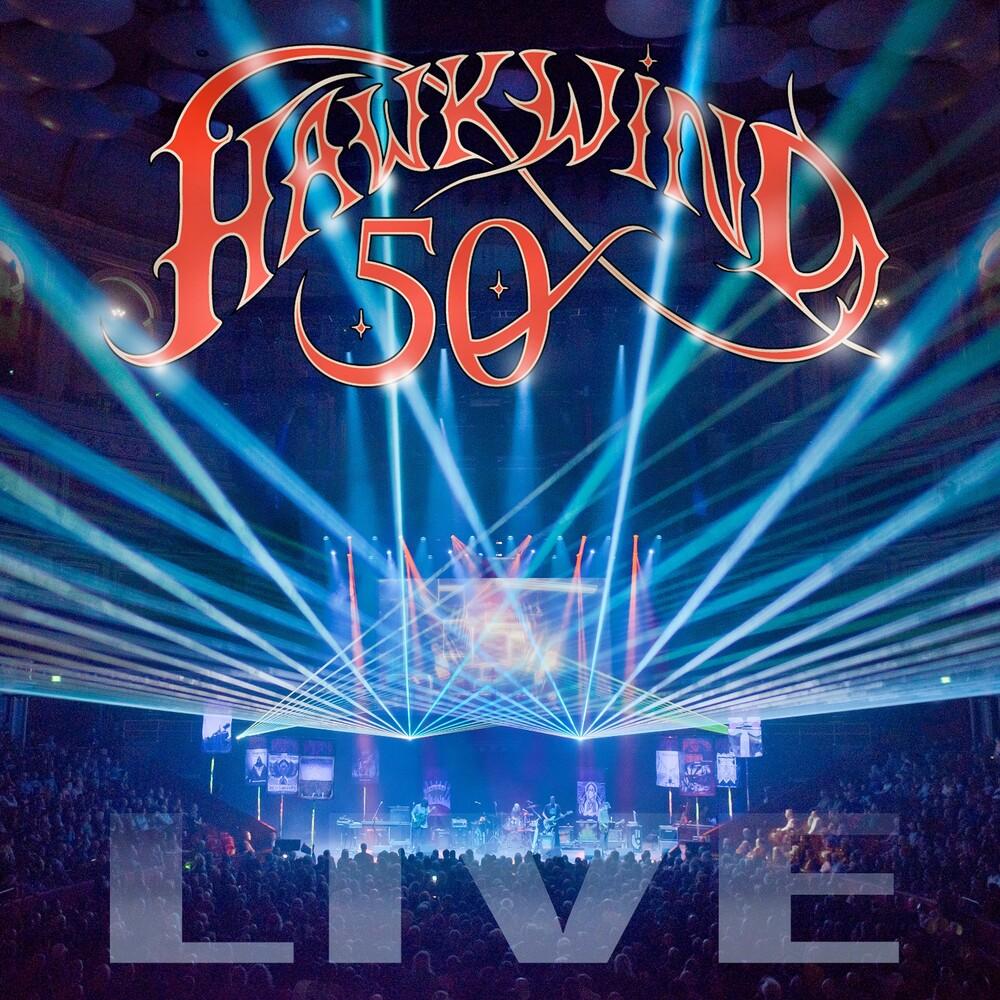 Hawkwind - 50 Live