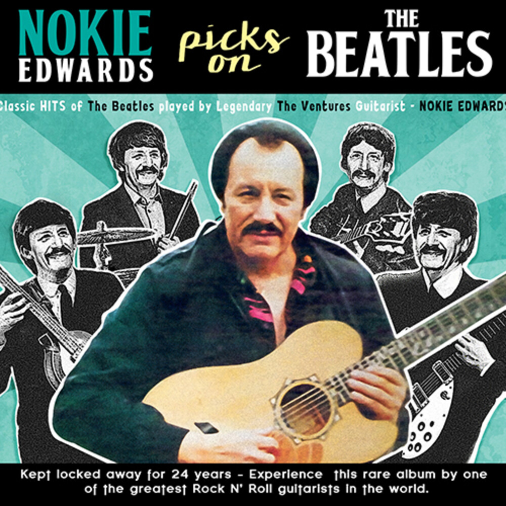 Nokie Edwards - Picks On The Beatles (Mqa-Cd)