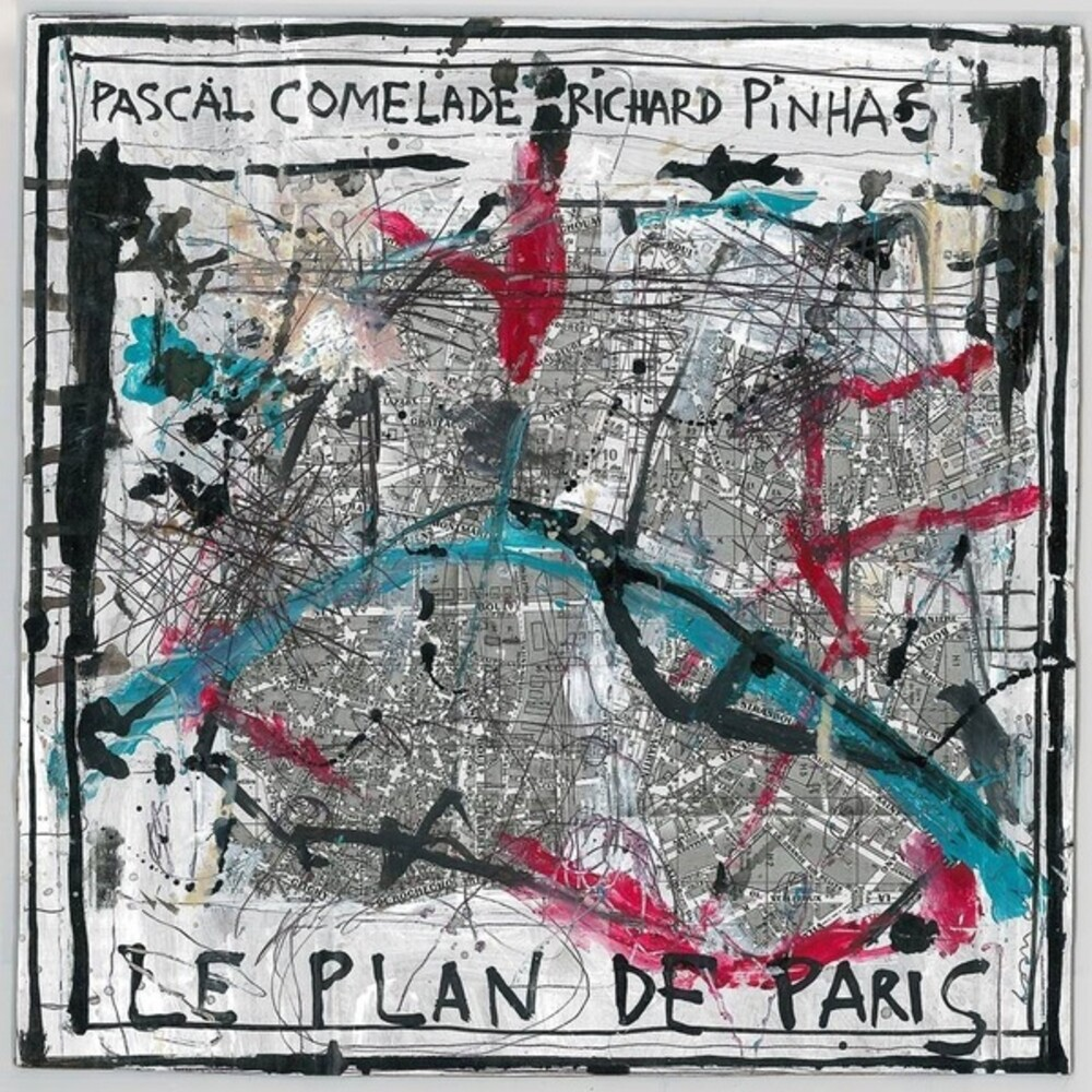 Pascal Comelade / Pinhas,Richard - Le Plan De Paris