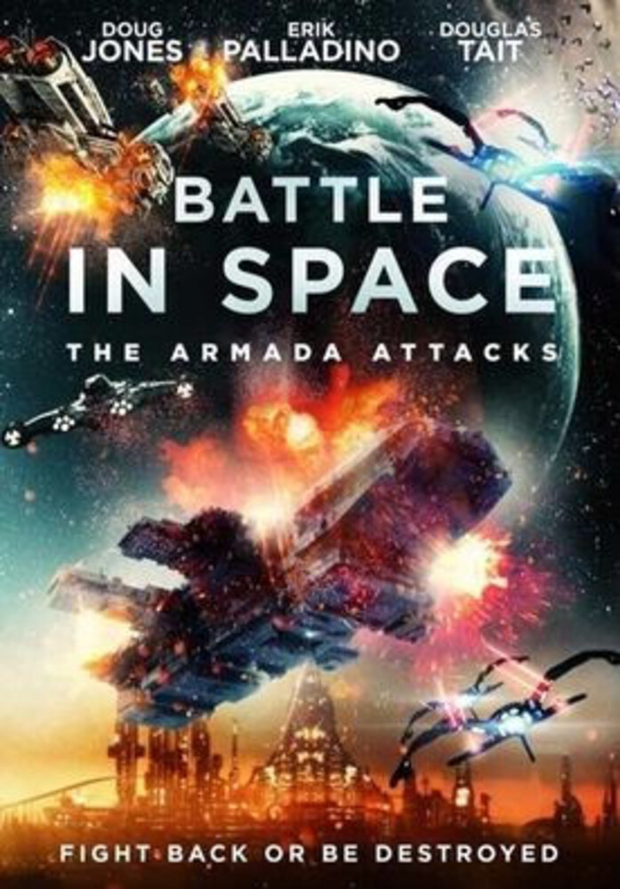 Battle in Space: Armada Attacks - Battle In Space: Armada Attacks / (Ws)
