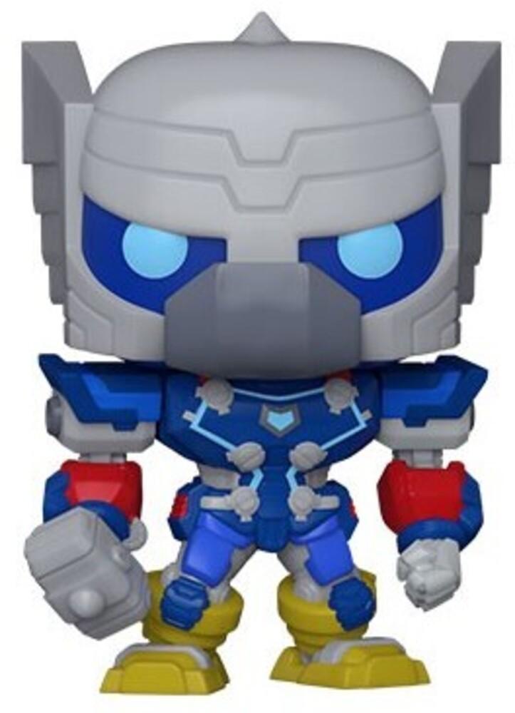 - FUNKO POP! MARVEL: Marvel Mech- Thor