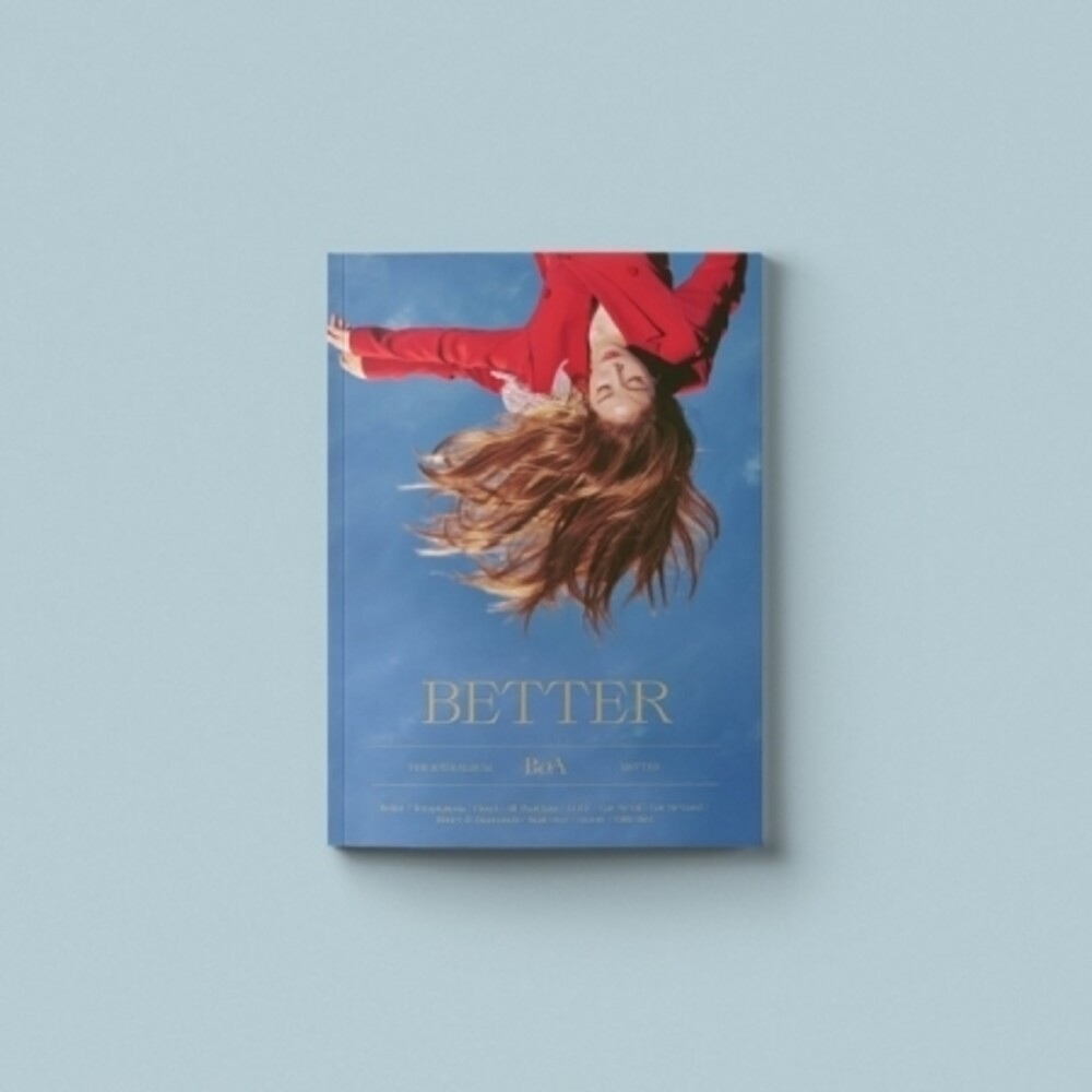 Boa - Better (Asia)