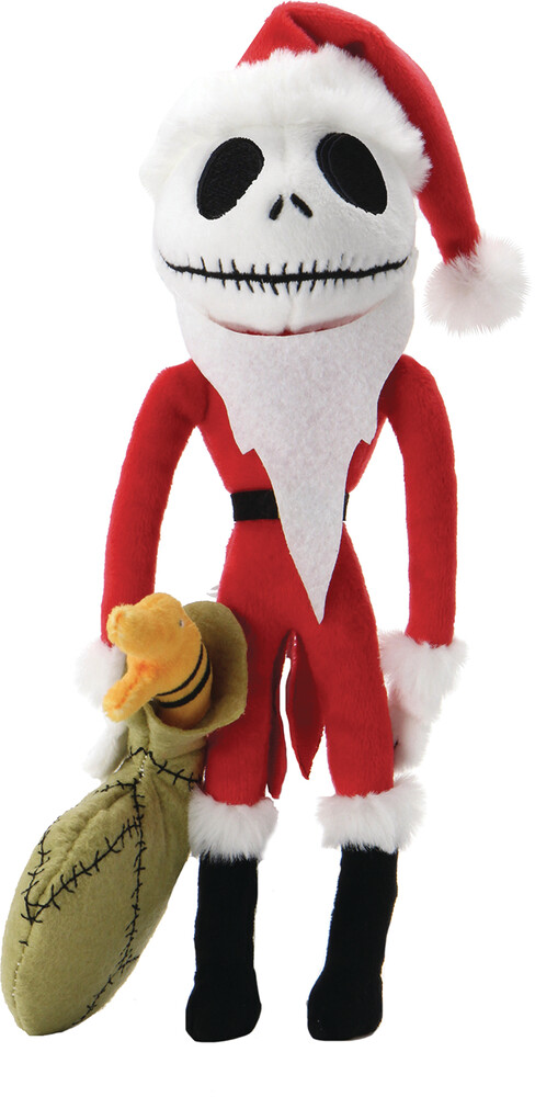 - NECA - Phunny Nightmare Before Christmas Santa Jack Plush