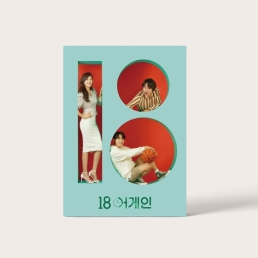 18 Again / OST Phot Asia - 18 Again (JTBC Korean Drama Soundtrack) (incl. Polaroid)
