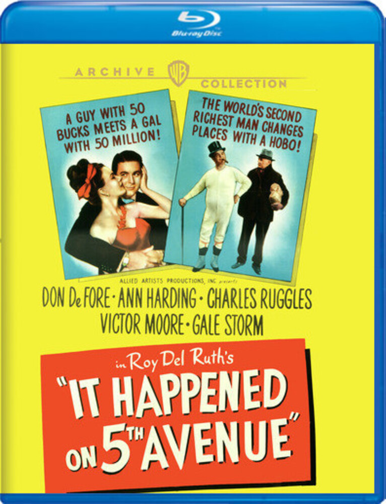 It Happened on Fifth Avenue - It Happened on 5th Avenue