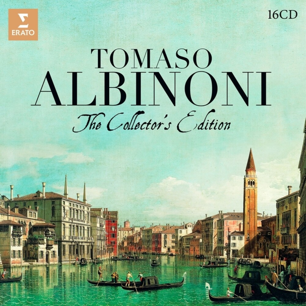 Claudio Scimone - Tomaso Albinoni: The Collector's Edition (Clam)