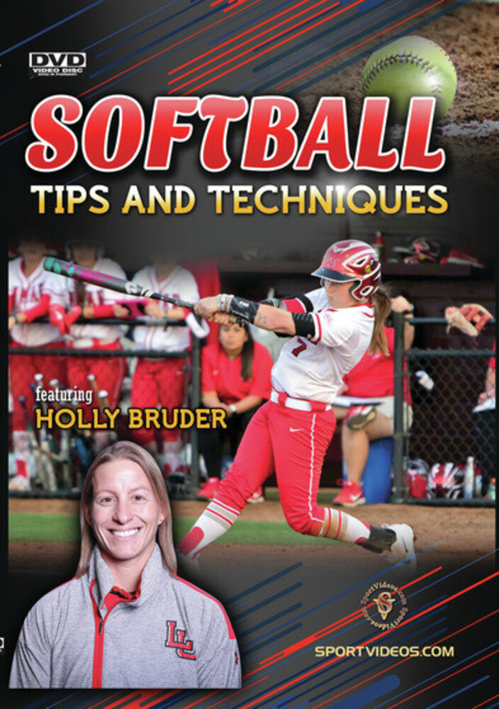 Softball Tips & Techniques (Holly Bruder) - Softball Tips & Techniques (Holly Bruder) / (Mod)