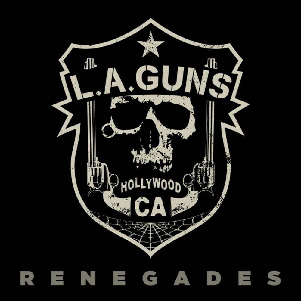 L.A. Guns - Renegades [Indie Exclusive] (Blk) [Limited Edition] [Indie Exclusive]