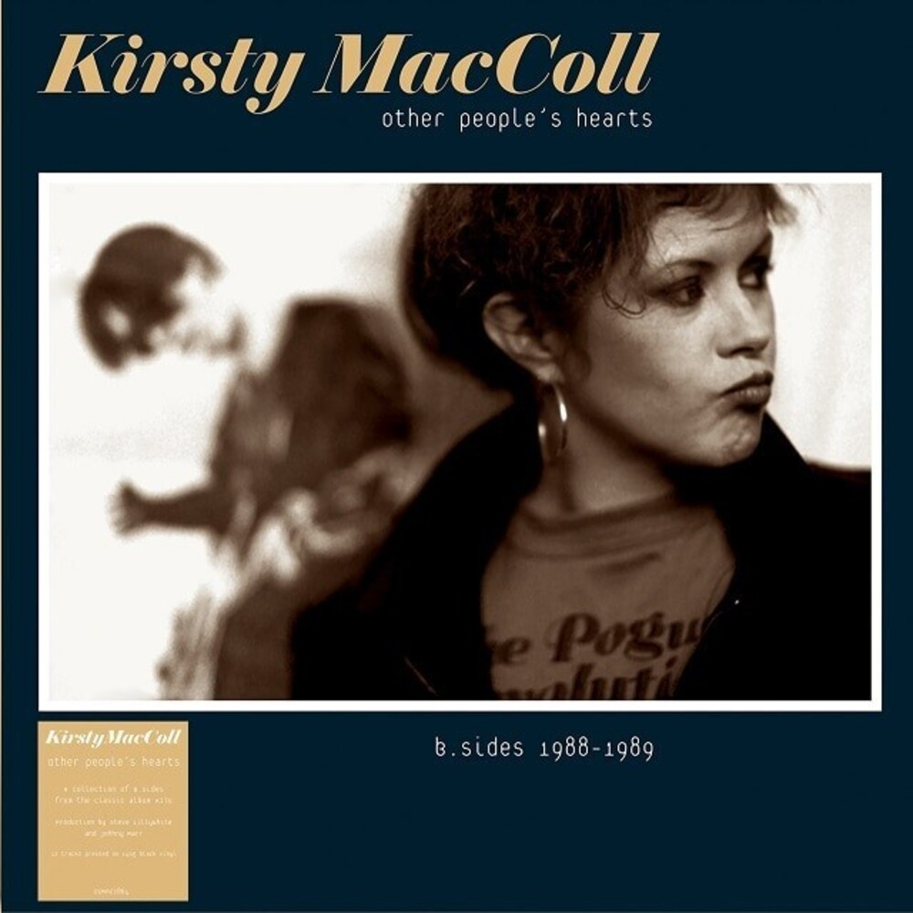 Kirsty Maccoll - Other People's Hearts [140-Gram Black Vinyl]