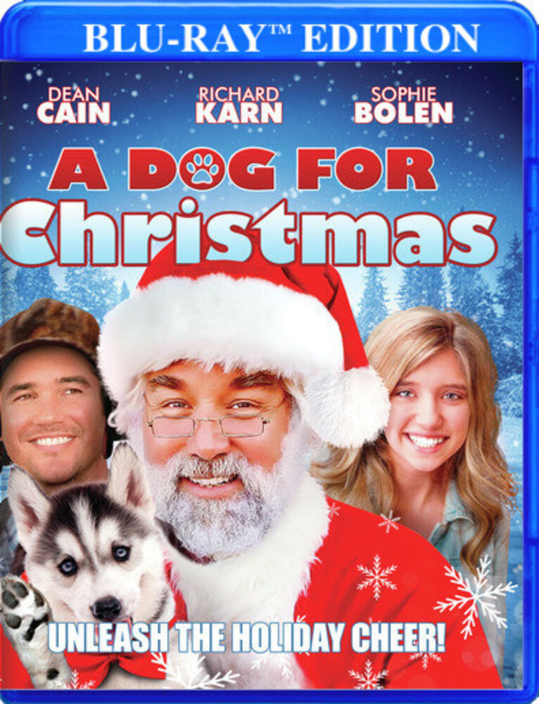 Dog for Christmas - A Dog For Christmas