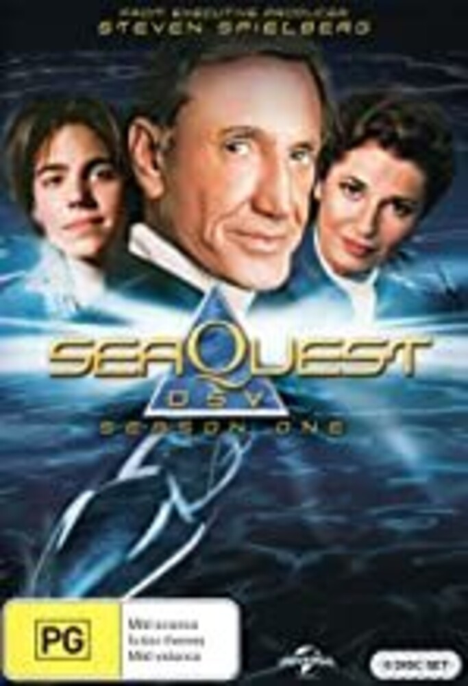 Seaquest Season 1 - Seaquest: Season 1 (6pc) / (Aus Ntr0)