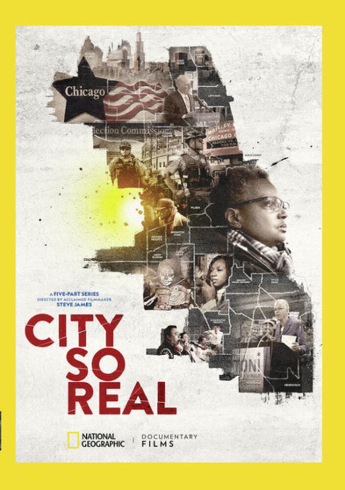 City So Real - City So Real