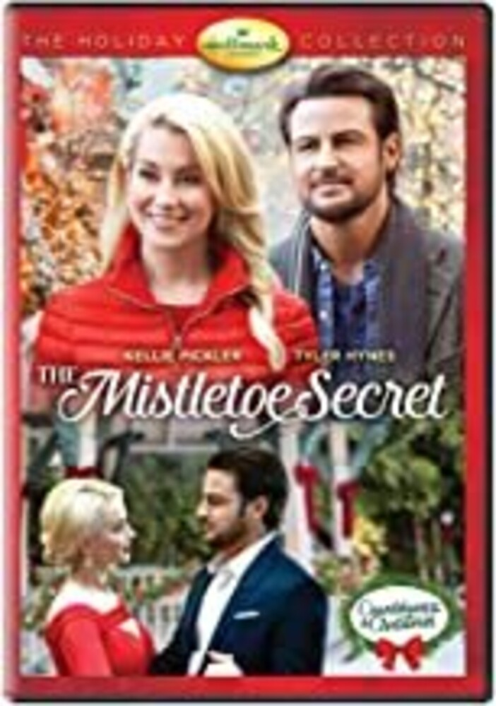 Mistletoe Secret, the (Walmart Exclusive) DVD - The Mistletoe Secret