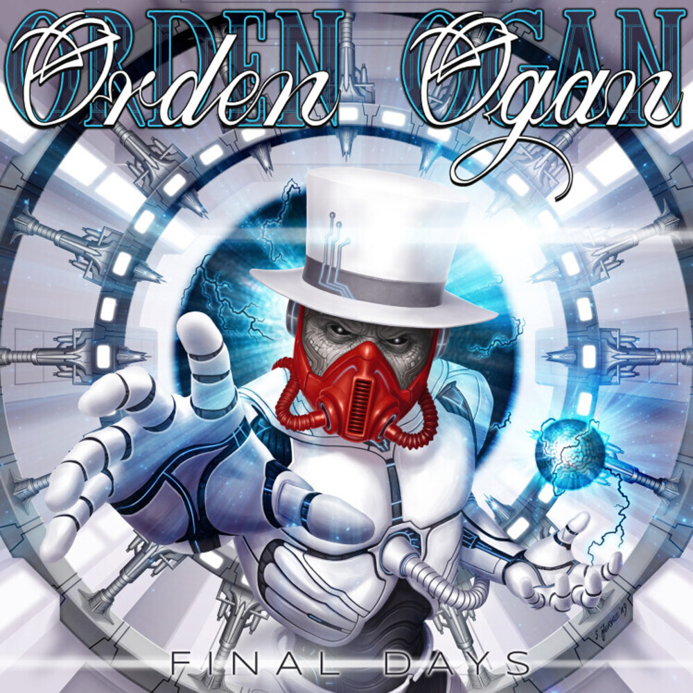 Orden Ogan - Final Days (Cd+Dvd Digipak) (W/Dvd) [Digipak]
