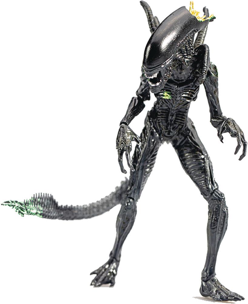 Hiya Toys - Hiya Toys - Avp Blowout Alien Warrior PX 1/18 Scale Figure