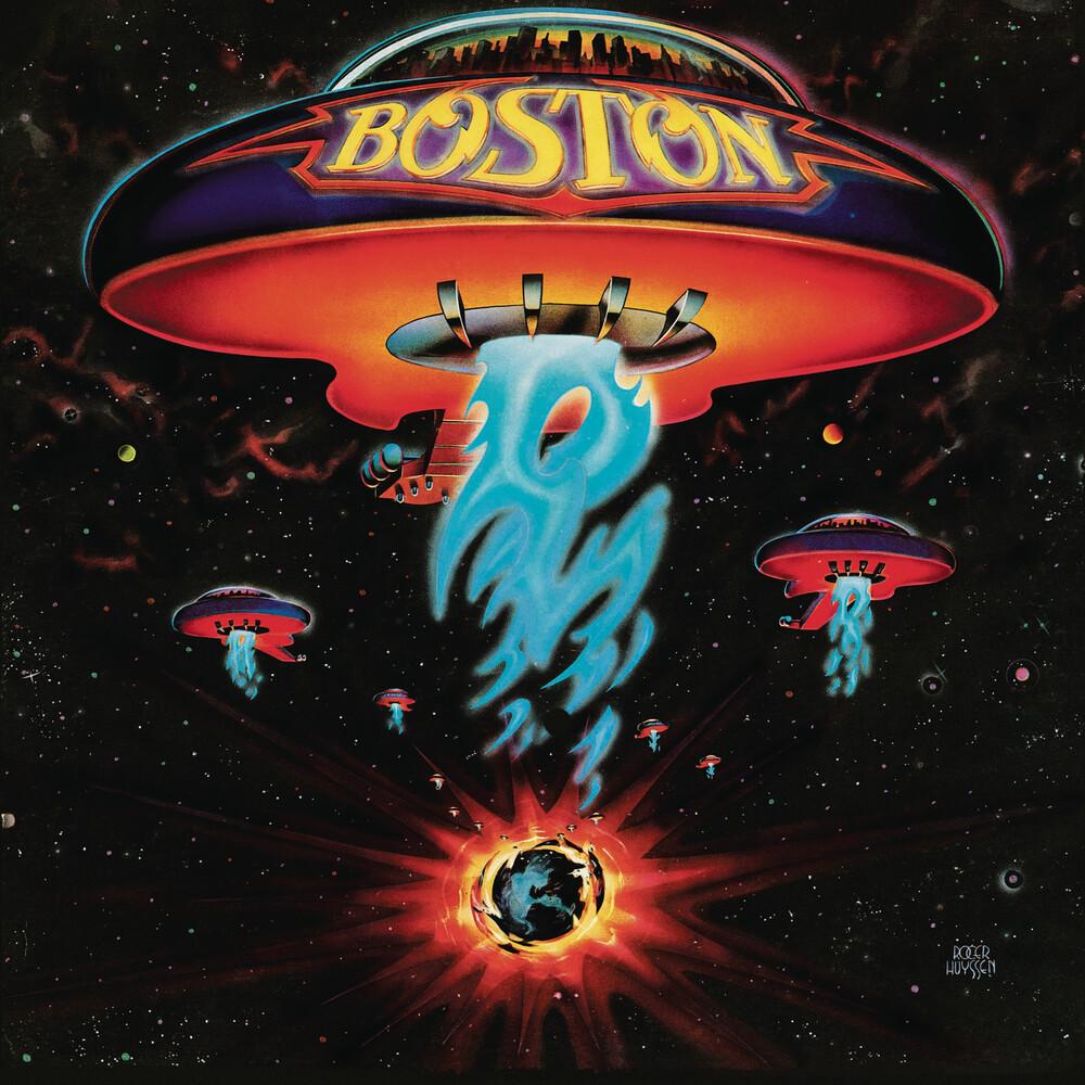 Boston - Boston (Ofv) (Dli)