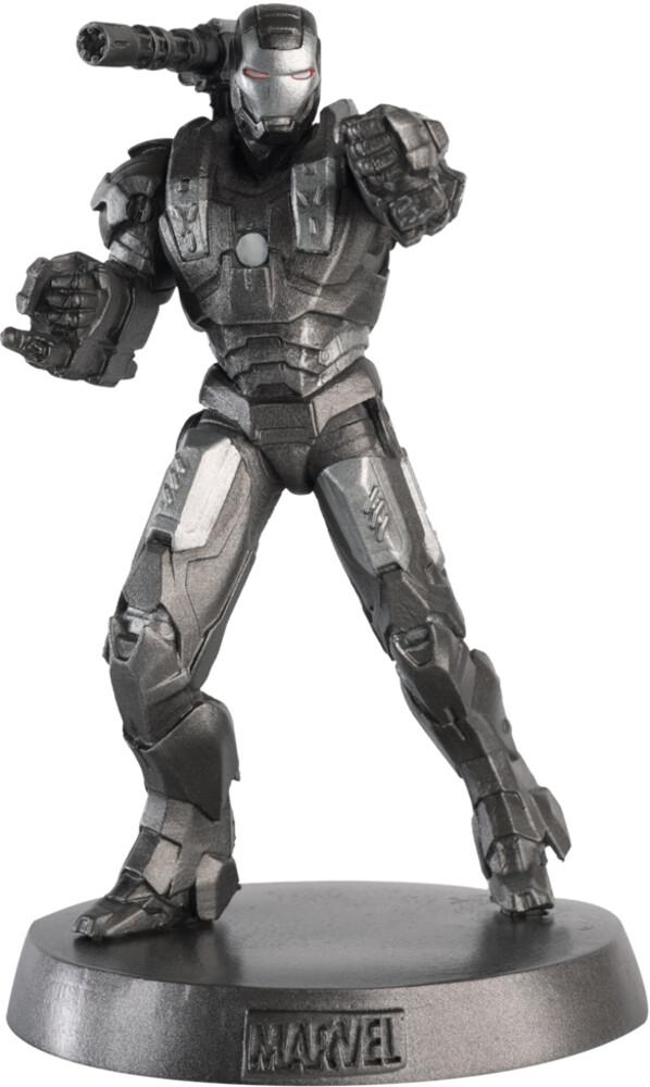 Iron Man 2 - Eaglemoss - Iron Man 2 - War Machine (Iron Man 2)