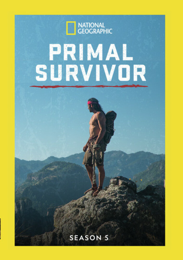 - Primal Survivor: Season 5
