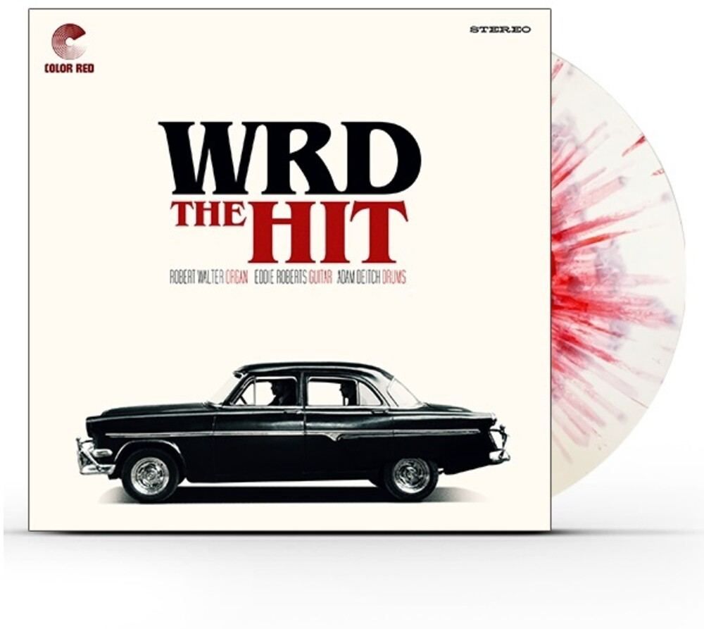 Wrd Trio - Hit (White Blood-Spletter Vinyl) [180 Gram] (Wht)