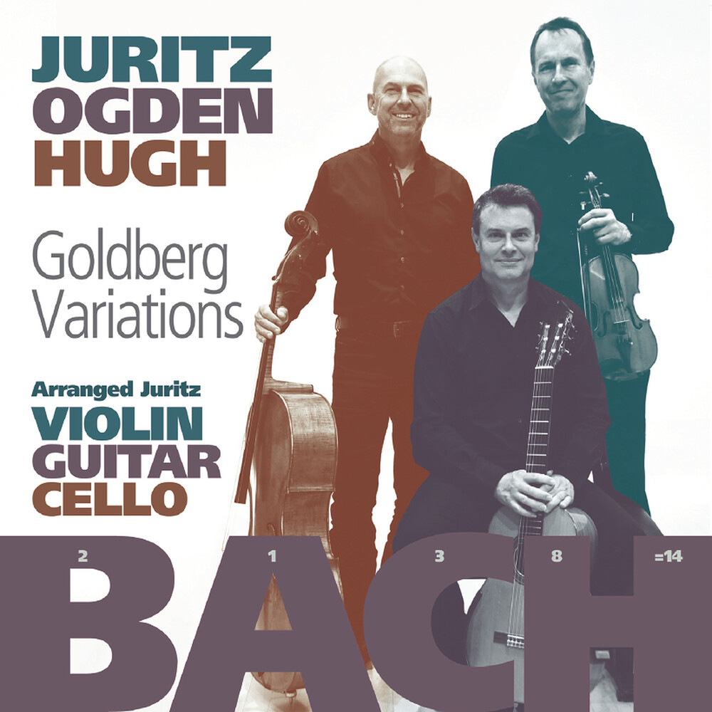J Bach .S. / Juritz / Hugh - Goldberg Variations