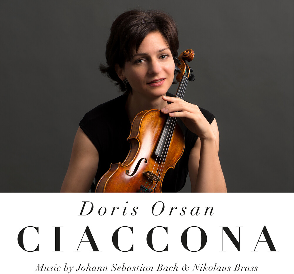 Doris Orsan - Ciaccona