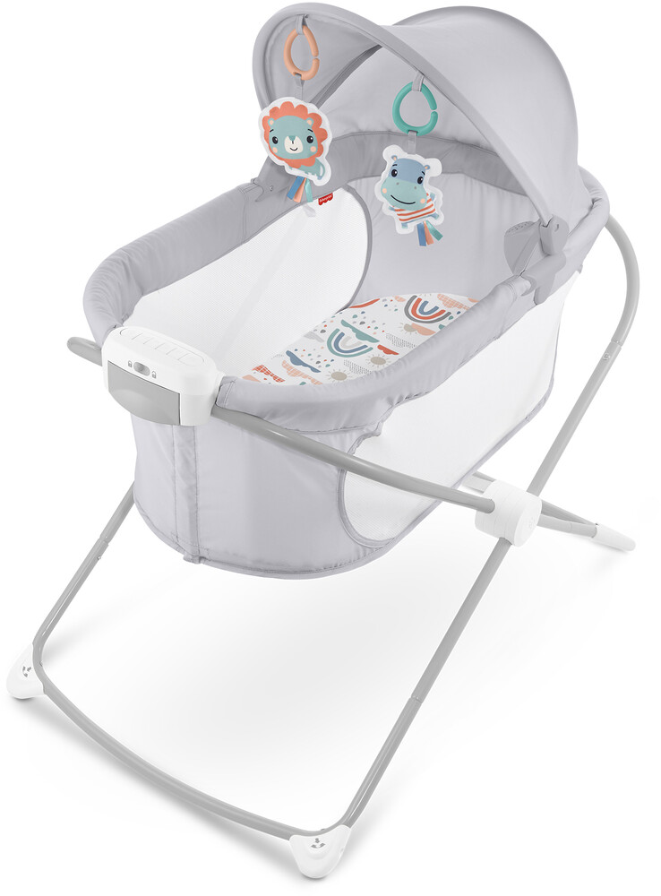 - Fisher Price - Deluxe+ Fold Bassinet